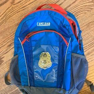 Camelbak kids hiking backpack